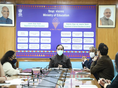 Education Minister Directs UGC To Disburse Scholarships, Fellowships On Time