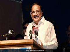 Venkaiah Naidu Urges Students To Leverage Technology To Create Opportunities Out Of COVID-19 Pandemic