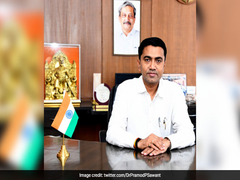 Government Will Encourage Students To Take Up Scientific Research, Studies: Goa Chief Minister