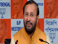 Centre for 'Animation, Visual Effects, Gaming and Comics' Courses To Be Set Up: Prakash Javadekar