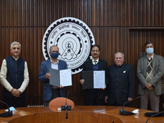 IIT Delhi, NIT Srinagar To Collaborate On Academic, Research Activities