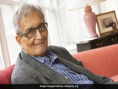 "Amartya Sen Lashes Out At Visva-Bharati Vice-Chancellor ""Empowered"" By Centre"