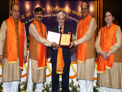 NIT Jalandhar Convocation Day: AICTE Head Distributed Degrees To 5,000 Students