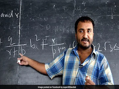 Super 30 Founder To Be Expert At KBC