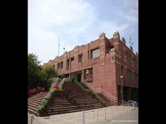 COVID-19 Lockdown 4:  JNU Admin Building Functions From Today, Visitors Are Not Allowed