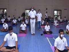 IIT Bhubaneswar Concludes Three-Day Yoga Day Celebration