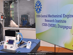 CSIR-CMERI Develops Cost-Effective Mechanical Ventilator