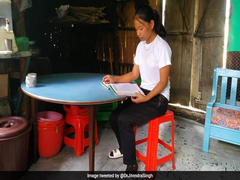 Mizoram Girl, Daughter Of A Daily Wage Earner, Secures 8th Position In CBSE Class 12 Exam