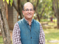 Professor RT Krishnan Takes Charge As IIM Bangalore Director