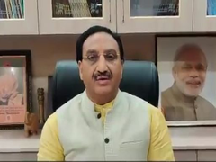 """HRD Minister Forms Committee To Ensure More Students """"Stay In India And Study In India"""""""