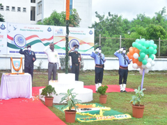 Independence Day 2020: IIT Bhubaneswar Hoists Tricolour As Per COVID-19 Protocols