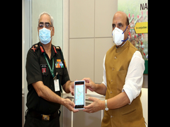 Defence Minister Rajnath Singh Launches App For Online Training Of NCC Cadets