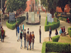 College And Administrative Buildings Of Rani Lakshmi Bai Central Agricultural University Inaugurated