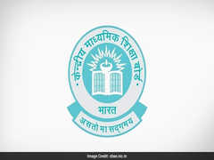 Education Policy's Objectives Will Be Translated Into Action Through Curriculum Framework: CBSE