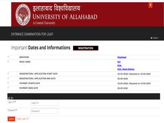 Allahabad University Admit Card 2020 Released For UGAT And Other Exams; Direct Link Here