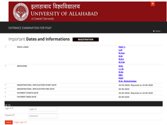 Allahabad University Admit Card 2020 Released For PGAT 2, Details Here