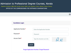 KEAM 2020 Rank List Released At Cee.kerala.gov.in; Check Direct Link Here