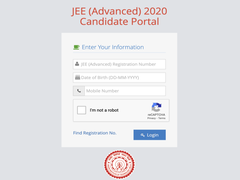 JEE Advanced Answer Key 2020: Response Sheet Available At Jeeadv.ac.in, Details Here