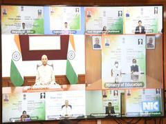 National Teachers' Award 2020: MCD Teacher, Delhi Private School Principal Among Awardees