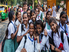 Kerala Schools Reopen Partially After A Gap Of 9 Months