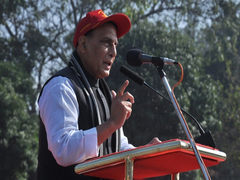 Over 1,100 Schools Identified For NCC Training In Border, Coastal Areas: Rajnath Singh