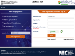 JEE Main 2021 February Registration Ends Tomorrow; Here's Your Last-Minute Checklist