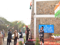Colleges, Universities Celebrated Republic Day 2021 With Caution