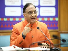 Ramesh Pokhriyal Addresses Valedictory Function Of Kala Utsav 2020