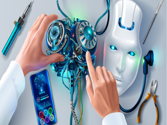 Jalandhar NIT Develops Service Robot For Use In Hospitals And By Security Agencies