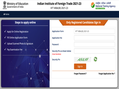 NTA IIFT 2021 Correction Window To Close Today; Here's How To Edit Application Form