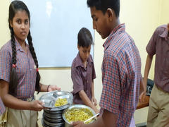 Mid-Day Meal Scheme Should Be Re-Activated With Provision Of Cooked Meals: UN