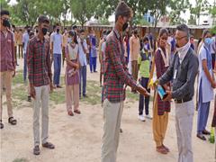 Schools In Himachal Pradesh Reopen For Class 8 Students