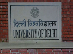 DU Begins Process Of Appointing College Principals