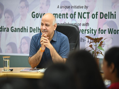 Childhood Getting Lost In Cages Of Beliefs, Need To Break These Bars: Manish Sisodia