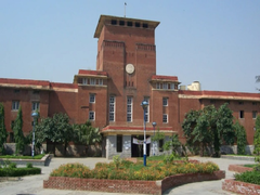 Students, Teachers Demand Reopening Of DU Campus; University Awaits DDMA Guidelines