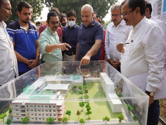 Delhi's School Of Specialised Excellence To Have Semi Olympic Size Swimming Pool