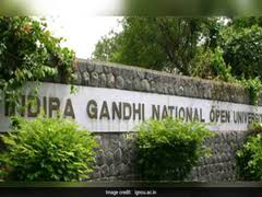 IGNOU Launches Diploma In Value Education Programme