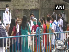 West Bengal Schools Reopen For Classes 9-12 After 11 Months