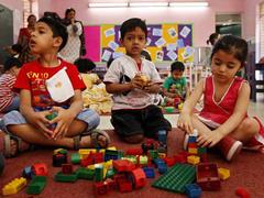 Nursery Admission Process Begins In Delhi