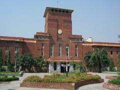 Delhi University Students Protest Demanding Reopening Of Campus, Resumption Of Offline Classes