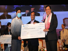 Assam Chief Minister Launches Schemes For College Students, Literary Bodies