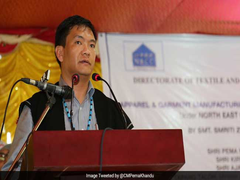 RGU Has To Play Pivotal Role In Improving Quality Of Education: Chief Minister Pema Khandu