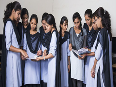 Students Of Classes 1 To 9 In Puducherry Declared 'All Pass'