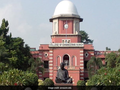 No EWS Quota Admission To Two MTech Courses: Anna University Informs High Court