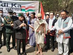 Arunachal Pradesh Schools Celebrate 'Azadi Ka Amrit Mahotsav'
