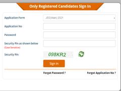 JEE Main 2021 (April) Registration Begins