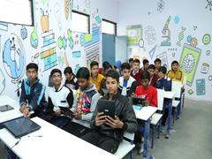 Samsung Offers Smart Class Solutions To 80 Navodaya Schools