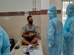 Odisha Boy Continues CA Exam Preparation In COVID Ward; Photo Goes Viral