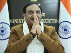 Ramesh Pokhriyal 'Nishank' To Interact With State Education Secretaries Tomorrow