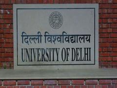 NSUI Writes To Delhi University's Vice-Chancellor To Cancel Final Semester Exams